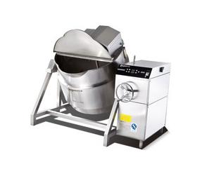 商用電磁攪拌式炒菜機